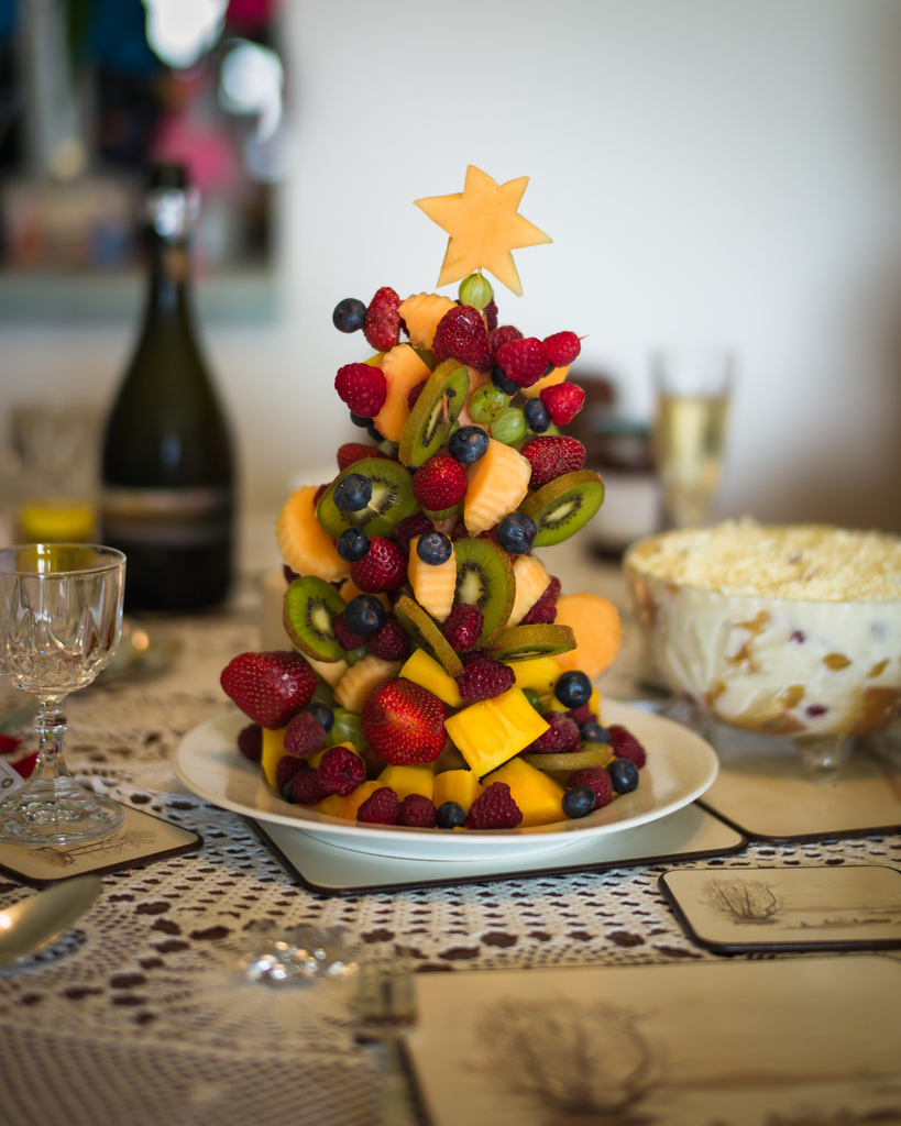 10 consejos para lleva una alimentación saludable en Navidad