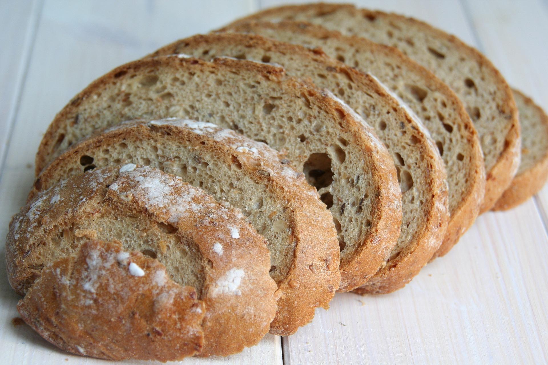 A mí me engorda el pan